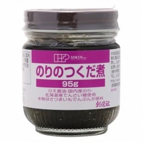 (創)のりのつくだ煮(ひえ醤油) 95G