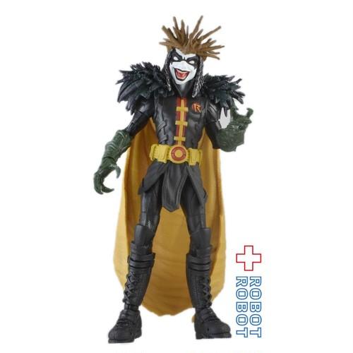 DC マルチバース 7インチ ダークファーザービルド #071 ダークナイツ デスメタル シリーズ ロビンキング 箱なし開封