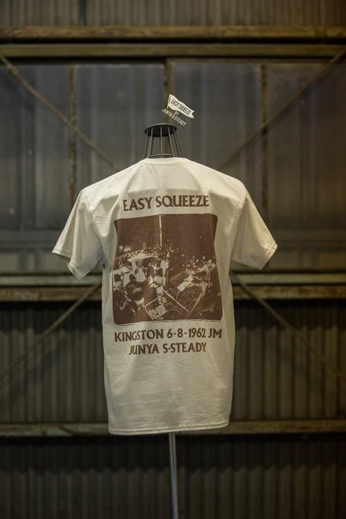 ES TEAM T-shirt サンド