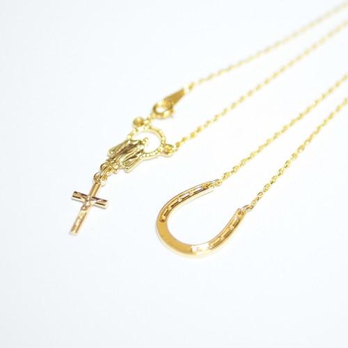 Horseshoe Necklace GOLD