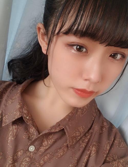 瀬良美景-所属メンバーの個人チェキ(1枚)サイン付き(私服のみ)
