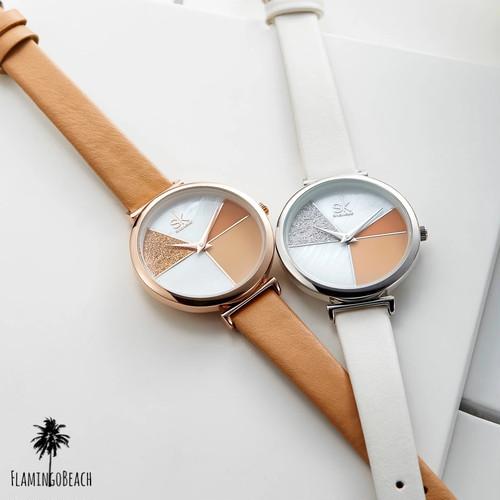 【FlamingoBeach】blocking Watch 時計 67182