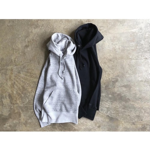 AMERICANA(アメリカーナ) Supima Fleecy Hooded Sweat Parka (SOLID)