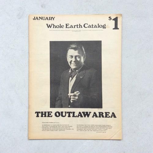 Whole Earth Catalog January 1970