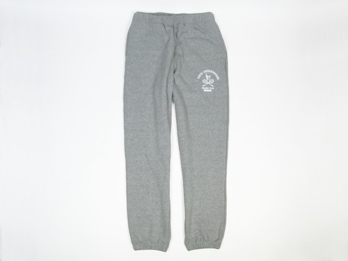 TUTC SWEAT PANTS Ver1.2 グレーxホワイト SW-101