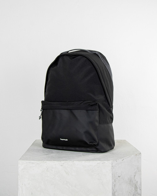 BLOCK BACKPACK Black