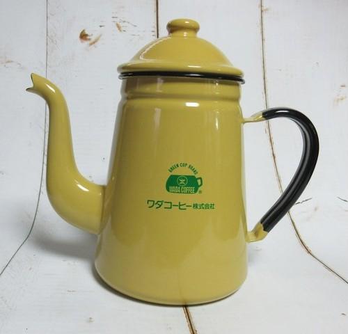オリジナルホーローコーヒーポット 1.6L 13cm