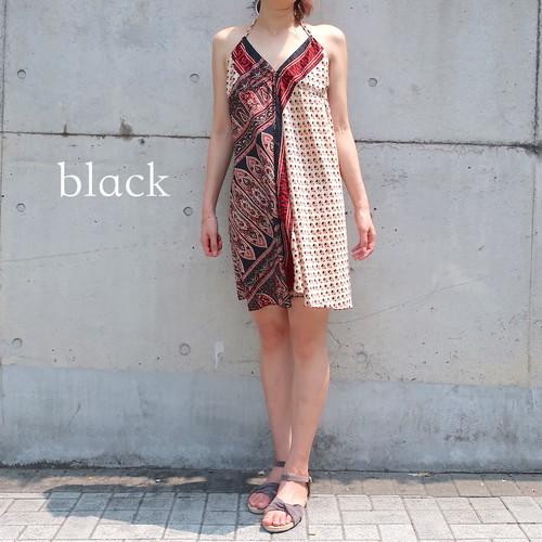 Silk Cami Mini Dress(2 colors)