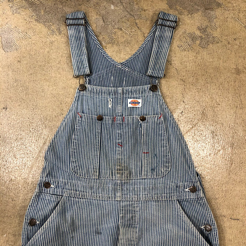 Dickies Hickory Overalls ¥8,200+tax