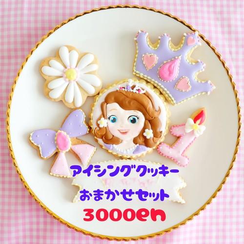 【6月25日〜30日分】3000円おまかせセット