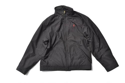 Ralph Lauren size150 mountainfoodie /black polo