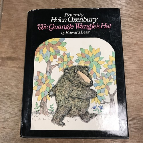 The Quangle Wangles's Hat / 話:Edward Lear , 絵:Helen Oxenbury