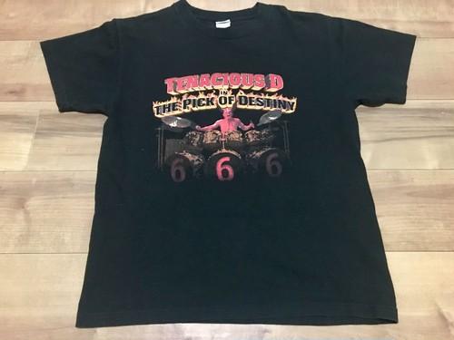tenacious D テネイシャスD Tシャツ ジャックブラック