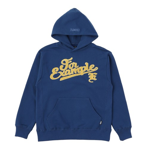 EXAMPLE FOR EXAMPLE HOODIE / BLUE