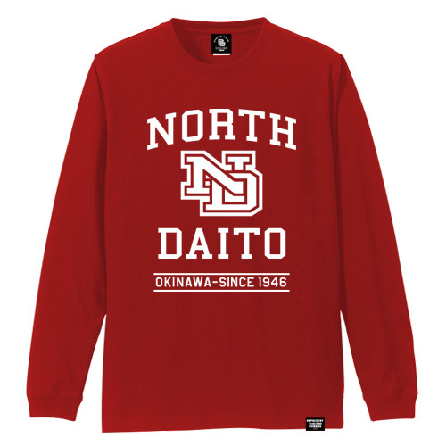 KITA DAITO VILLAGE LONG SLEEVE TEE