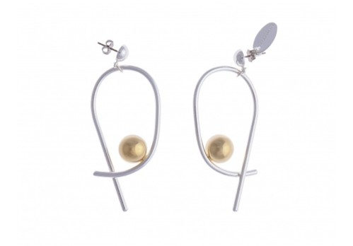 【Sea'ds mara】Orbital Earrings