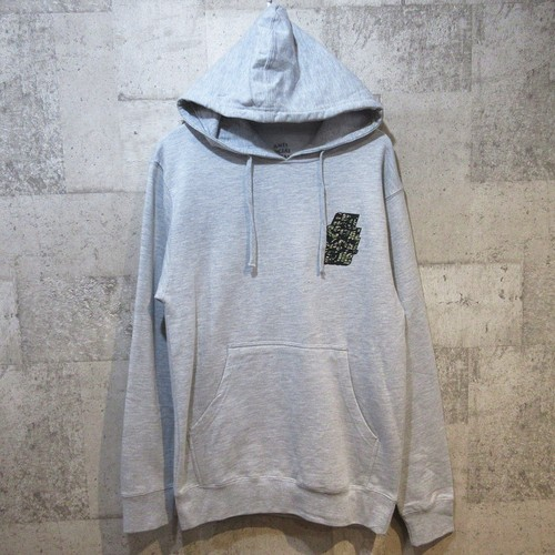 ANTI SOCIAL SOCIAL CLUB 18AW BLOCKED TIGER CAMO LOGO HOODIE