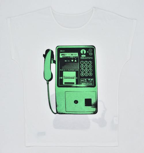 電話ロングドルマン