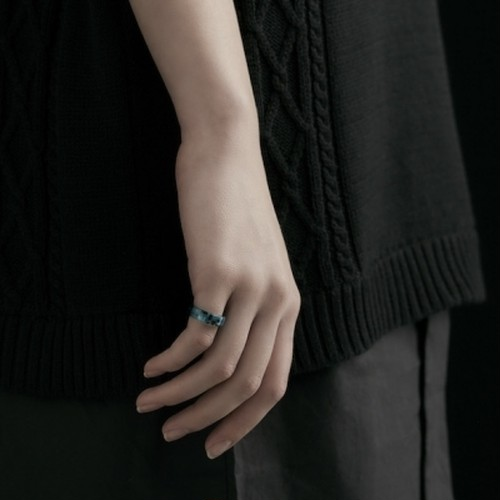 【Dirocca】 Pinky ring-ディロッカピンキーリング-