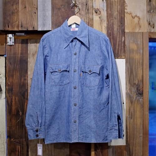 "1970s Levi's Shirt Jacket ""BIG-E"" / リーバイス ビッグE シャツジャケット"