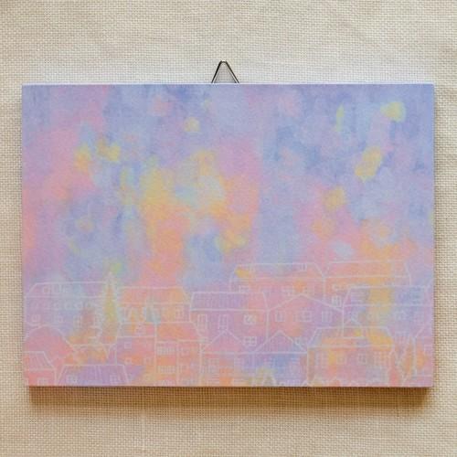 4:3アートパネルNo.39『街の色』