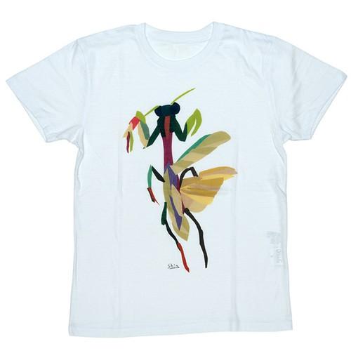 カマキリ Tシャツ