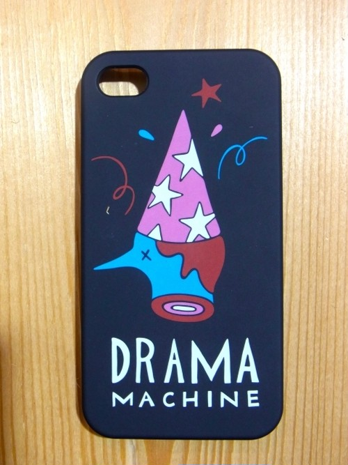 [ ROCKWELL ] thedrama machine iPhone cases( ROCKWELL : Accessory )