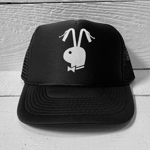 WABBIT EARS mesh hat by Gorgeous George