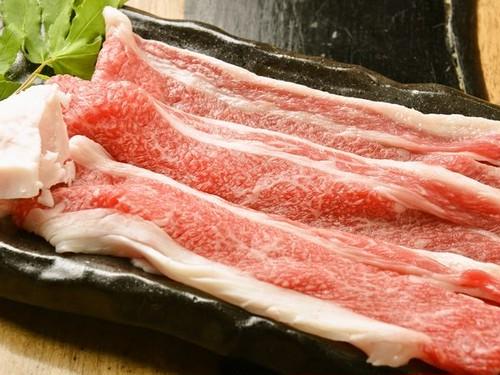 国産黒毛和牛うまいバラ肉 (100g当たり)