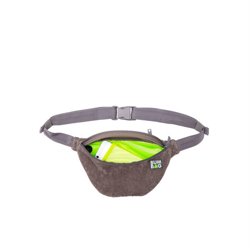 BUMBAG Groove Farm Basic Bumbag Grey  バムバッグ