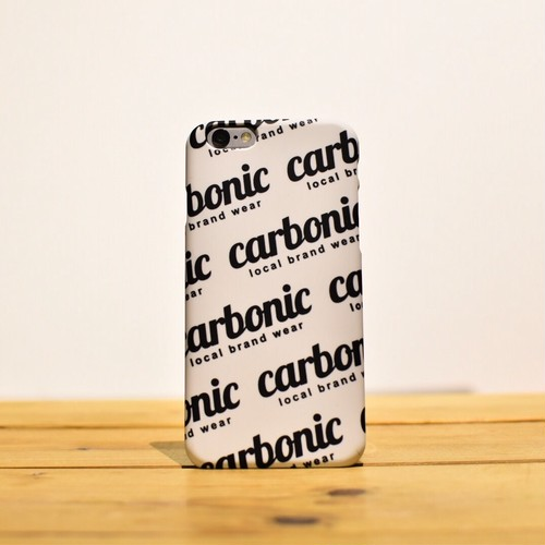 carbonic smartphone case ICON bom WH