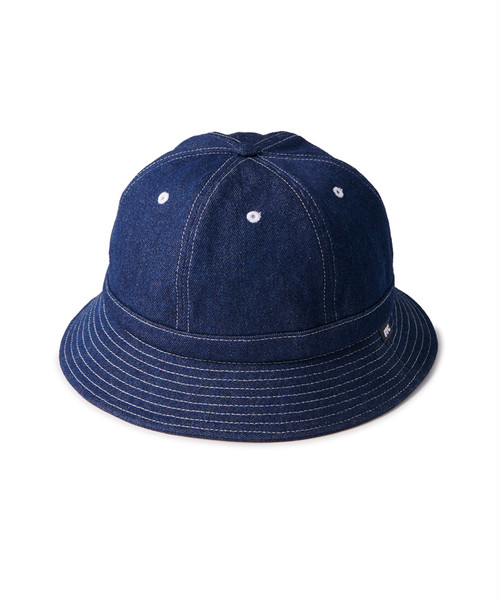 FTC / DENIM BELL HAT -INDIGO-