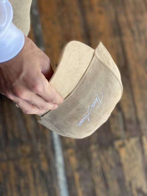 【10/14(wed)21:00販売開始】 ThreeArrows 刺繍 CAP (beige)