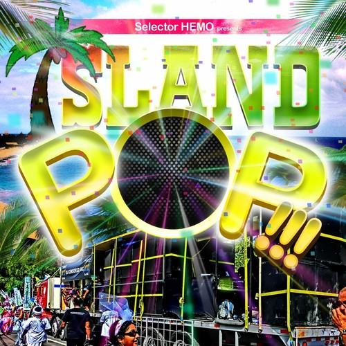 Selector HEMO presents ISLAND POP !!! / V.A (CD)
