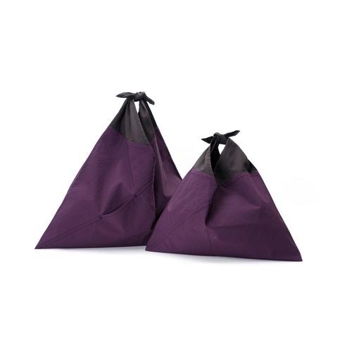 AZUMA BAG|スタンダード(Lサイズ・パープル/エボニー)