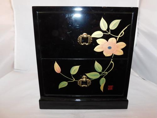 本金手描き蒔絵小引き出しURUSHI lacquer box