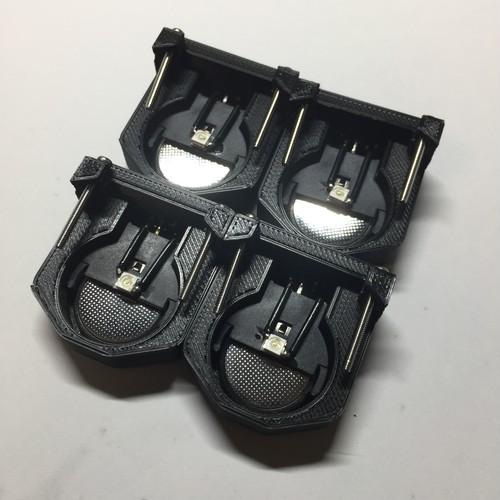 受注生産品【peco様】フルボトル専用発光台座 2セット