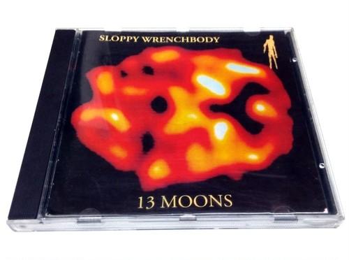 [USED] Sloppy Wrenchbody - 13 Moons (1993) [CD]