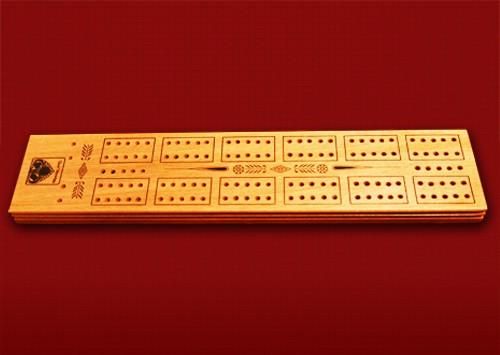 クリベッジボード(木製)
