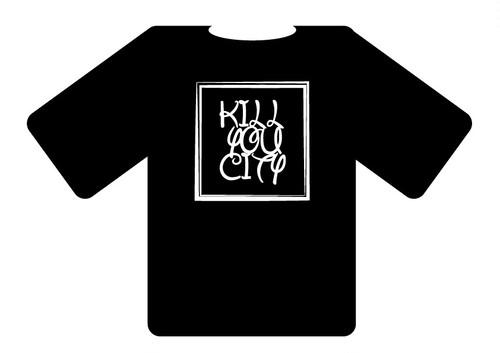 KILL YOU CITY Tシャツ