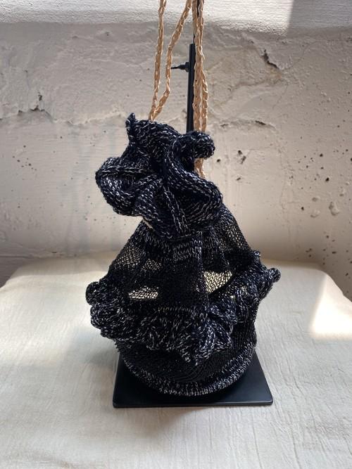 PEIEN UFO knit bag