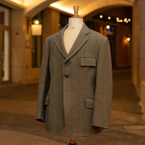 OLD DERBY TWEED JACKET