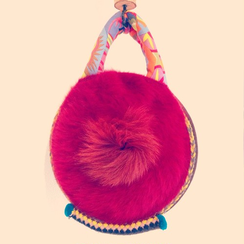 Beret Sac rose -sold out-