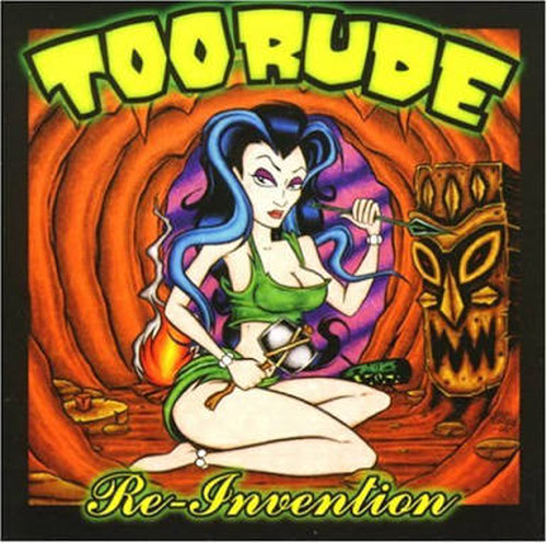 【USED】TOO RUDE / Re-Invention