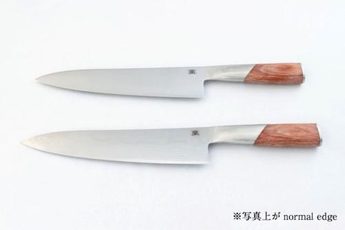 包丁 無垢 牛刀210mm