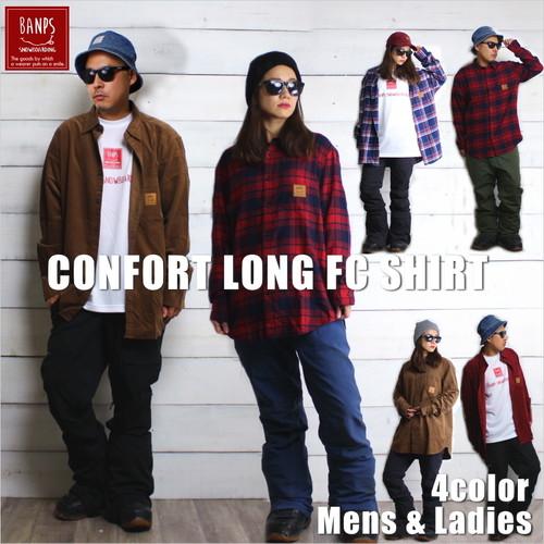 Confort Long FC Shirt bp-102