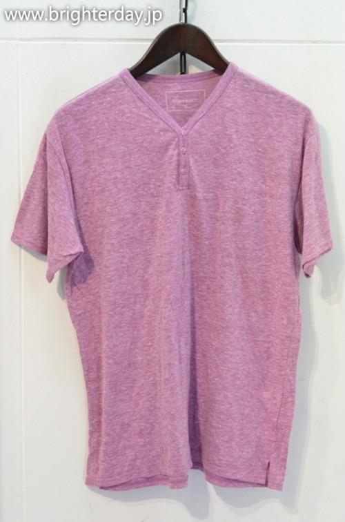 SOPHNET. キーネックTシャツ