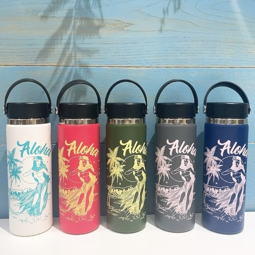 LeaLea×TAMO Hydro Flask 20 oz Wide Mouth
