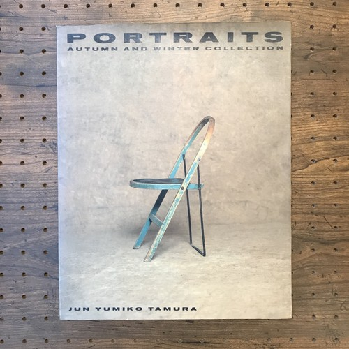 PORTRAITS AUTUMN AND WINTER COLLECTION 1985 / JUN YUMIKO TAMURA 上田義彦