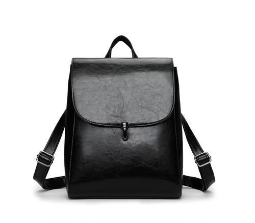 Backpack Leather Bag Shoulder Bag ショルダーバッグ レザー バックパック リュック (HF99-2364712)